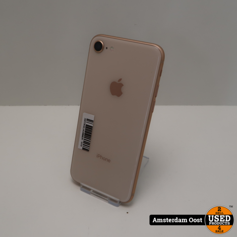 iPhone 8 64GB Gold | in Nette Staat