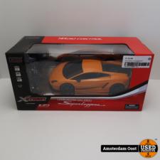 XQ X Street 1:24 Lamborghini Gallardo   Nieuw in Doos