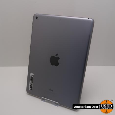 iPad 2017 5th Gen 32GB Wifi Space Gray   in Nette Staat