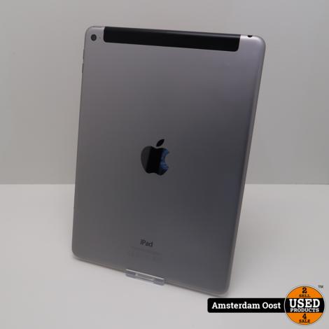 iPad Air 2 16GB 4G+Wifi Space Gray | Accu Zwak | Geen Garantie