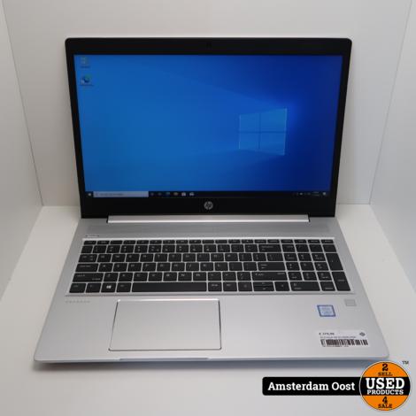 HP Probook 450 G6 i3/8GB/128GB SSD Laptop | in Gebruikte Staat