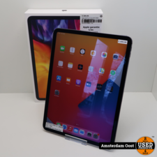 Apple iPad Pro 11 inch 2020 256GB 4G + Wifi | in Nieuwstaat
