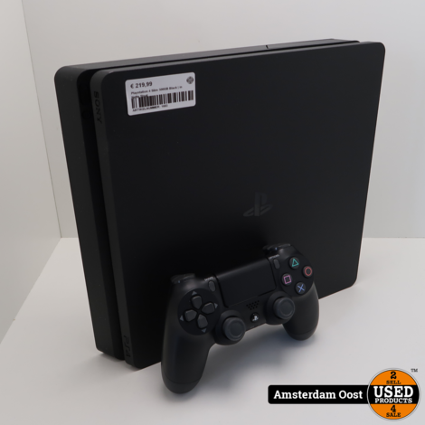 Playstation 4 Slim 500GB Black | in Nette Staat