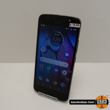 Motorola Moto G5s 32GB Dual Sim | in Prima Staat