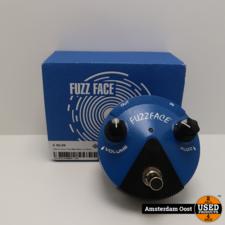 Silicon Fuzz Face Mini Blue   In Doos