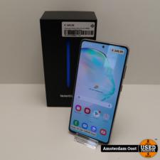 Samsung Galaxy Note 10 Lite 128GB Aura Glow | in Nette Staat