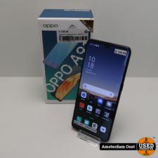 Oppo A91 128GB Dual-Sim Lightning Black | in Nieuwstaat
