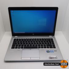 HP Elitebook Folio 9470m i5/4GB/128GB SSD Laptop | in Prima Staat