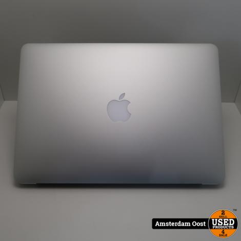 Apple Macbook Air 13 2015 i5/4GB/128GB SSD   in Nette Staat