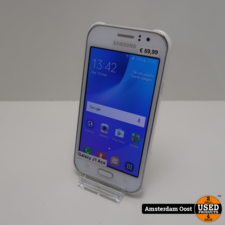 Samsung Galaxy J1 Ace 8GB White   in Nette Staat