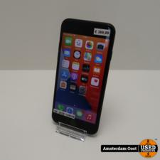 iPhone SE 2020 128GB Black   in Nette Staat