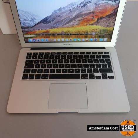 Apple Macbook Air 13 2015 i5/4GB/128GB SSD | in Nette Staat