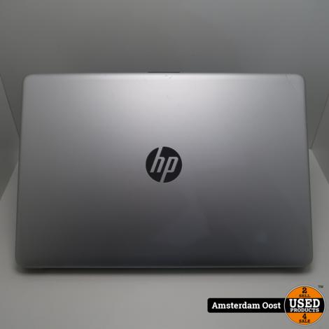 HP 15-dw0124nl i3/8GB/256GB SSD Laptop | in Gebruikte Staat