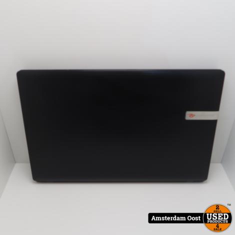Packard Bell Easynote TK81 AMD/4GB/500GB HDD Laptop   Accu Zwak