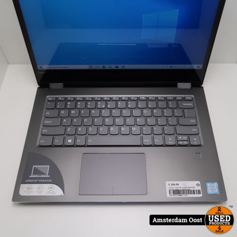 Lenovo Yoga 520 i3/4GB/128GB SSD Touch Laptop | in Nette Staat