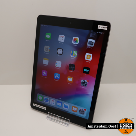 iPad Air 16GB Wifi Space Gray | in Nette Staat