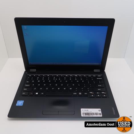 Lenovo iDeaPad 110S Celeron/2GB/32GB Laptop   in Prima Staat