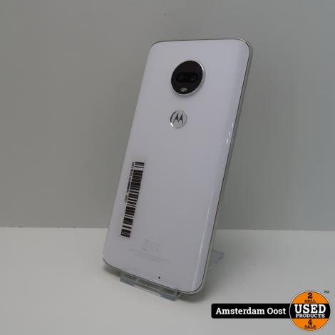 Motorola Moto G7 64GB Dual-Sim White | in Prima Staat