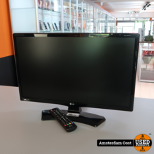LG 22MT48DF 22inch LCD TV | in Redelijke Staat
