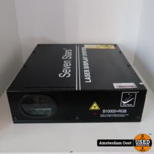 Seven Stars Laser Display System   in Prima Staat