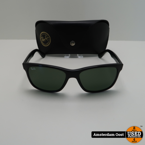 Ray-Ban RB4191 Zonnebril   in Prima Staat