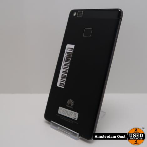 Huawei P9 Lite 16GB Black Dual Sim | in Redelijke Staat