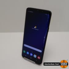 Samsung Galaxy S9+ 64GB Dual-Sim Black | in Gebruikte Staat