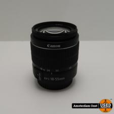 Canon EFS 18-55mm 1:3.5-6 III Lens | in Nette Staat