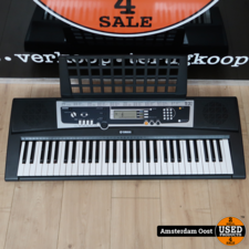 Yamaha YPT-210 Digitaal Keyboard   in Nette Staat