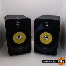 Vonyx XP50 100W Studio Monitorset | Nieuw in Doos
