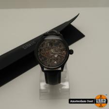 Davis 0893 Skeleton Herenhorloge | in Nette Staat