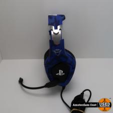 Trust GTX 488 PS4/PS5 Headset   in Nette Staat