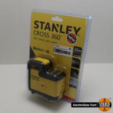 Stanley Cross 360 Kruislijnlaser | Nieuw in Verpakking