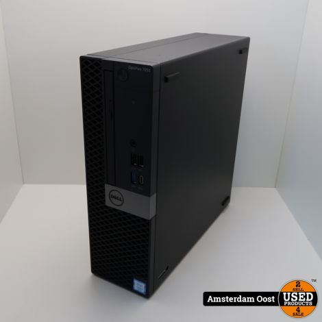 Dell OptiPlex 7050 i5/16GB/256GB SSD Desktop | in Nette Staat