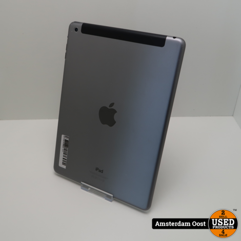 iPad Air 1 16GB 4G + Wifi Space Gray | in Prima Staat