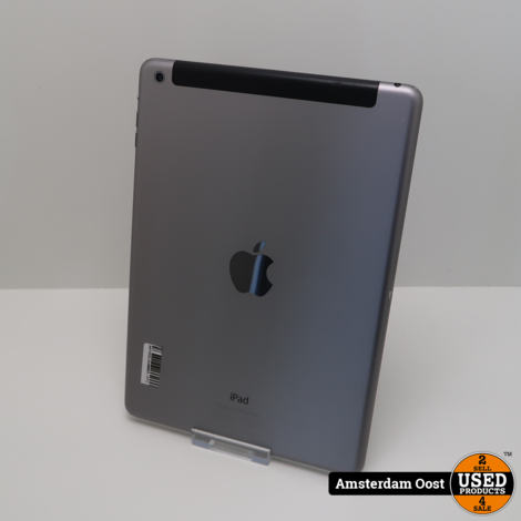 iPad Air 1 32GB 4G + Wifi Space Gray | in Prima Staat
