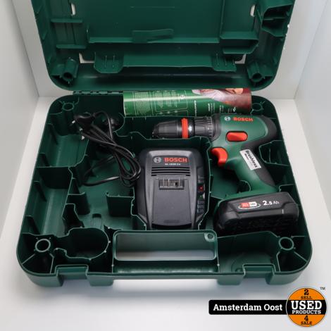 Bosch Advancedimpact 18 Accu Klopboormachine | Nieuw in Koffer