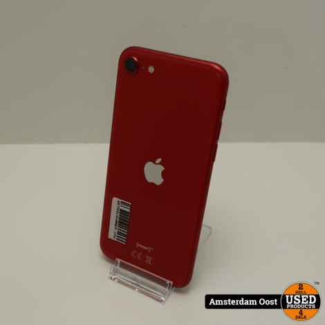 iPhone SE 2020 64GB Red | in Nette Staat