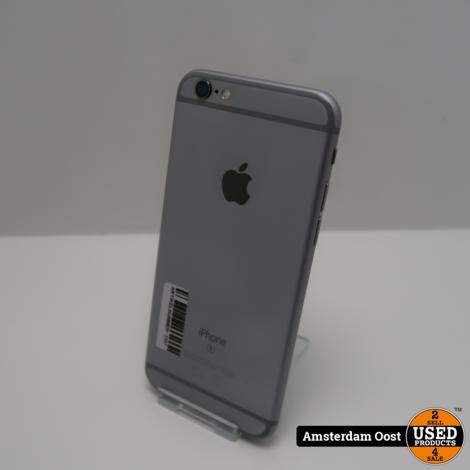 iPhone 6S 32GB Space Gray   in Redelijke Staat