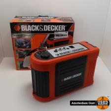 Black & Decker BDV040 Snelstartsyteem voor Auto | in Nieuwstaat