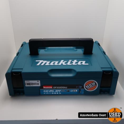 Makita DF332DSAJ 12V Accuboormachine   Nieuw in Koffer