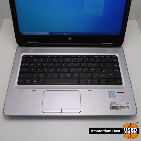 HP Probook 640 G2 i5/8GB/256GB SSD Laptop   in Prima Staat