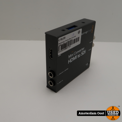 Blackmagic Design Mini Converter HDMI to SDI   in Nette Staat
