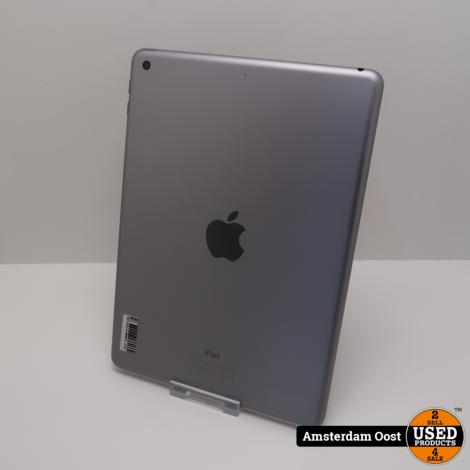 iPad 2017 5th Gen 32GB Wifi Space Gray | in Nette Staat