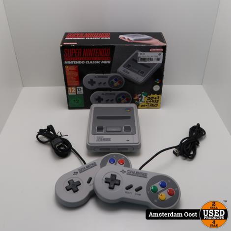 Super Nintendo Classic Mini | in Nette Staat