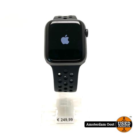 Apple Watch Series 4  Nike+ 44MM Smartwatch | in Prima Staat