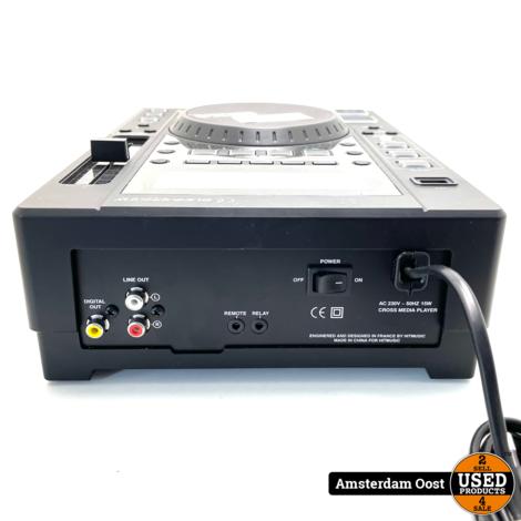 Audiophony CDX4 Draaitafel Set | in Nette Staat