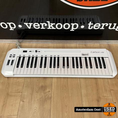 Samson Carbon 49 Midi Keyboard | in Nette Staat