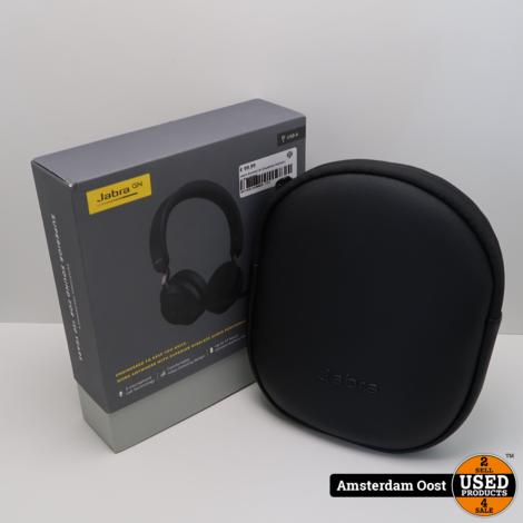 Jabra Evolve2 65 Draadloze Headset   in Nieuwstaat