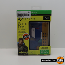 Seagate 5TB Xbox One Game Drive | Nieuw in Seal